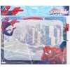 Pizarra borrable 30x40 cm c/rotulador spiderman