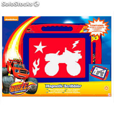 Pizarra magnetica Blaze and the Monster Machines