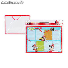 Pizarra semana 30X40 c/rotulador minnie - disney - minnie - 8433774618140 -