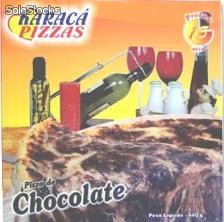 Pizza de Chocolate 440gr