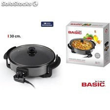 Pizza pan 30CM basic home - basic home - 8433774659228 - BE02012065922