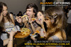 Pizza party barra de tragos 43837876/15-64425043 alquiler de living a domicilio