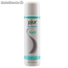 Pjur woman nude lubricante base agua 100 ml