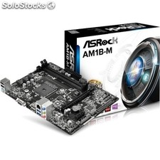 Placa base amd asrock AM1B-m mATX AM1