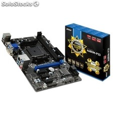 Placa base amd msi A68HM-P33 V2 mATX socket FM2+
