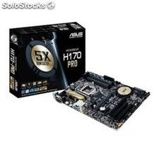 Placa base asus intel H170-pro socket