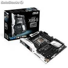 Placa base asus intel x99-s socket 2011 ddr4x8 2133 mhz 64gb atx