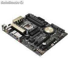 Placa base asus intel z97-deluxe socket 1150 ddr3x4 1600mhz 32gb hdmi atx