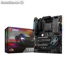 Placa Base Gaming msi X370 pro atx AM4