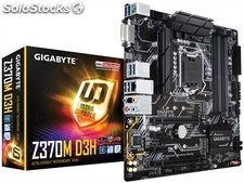 ✅ placa base gigabyte Z370M D3H - para intel core 8TH gen -skt LGA1151 -