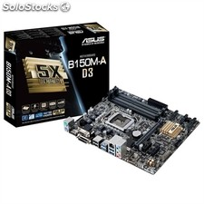 Placa base intel asus B150M-a D3 mATX socket LGA1151