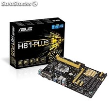 Placa base intel asus H81-plus atx LGA1150