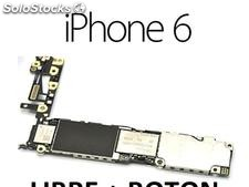 Placa Base Logic Board Motherboard iPhone 6 Libre 16GB (con boton home blanco )