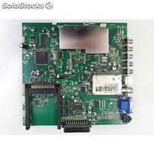 Placa Base Main Board tv oki nr TV20TDT beko electronik XLX190R-4 - Recuperada