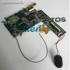Placa Base Original para Tablet insys - Tablet 7 insys A3-712 Kids A13 -