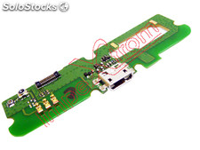 Placa com conector USB Alcatel IT 6030, OT 6030D One Touch Idol