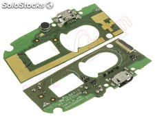 Placa com conector USB Alcatel One Touch Pop C7 dupla 7041D