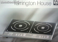 Placa Inducción Doble Portatil Tarrington House