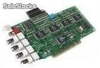 Placa Kodicom 4 canales de Video - 100/120 ips pal/ntsc