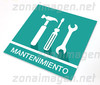 Placa mantenimiento