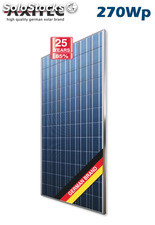 Placa Solar AXIPower ac-270P/156-60S 270Wp