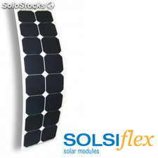 Placa Solar Flexible Solbian SP 50L 50W