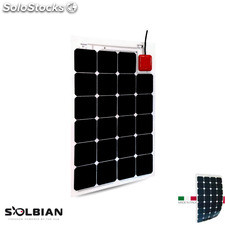 Placa Solar Flexible Solbian sp 72 allinone con Regulador de Carga mppt