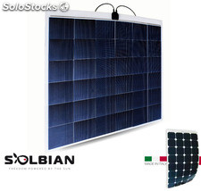 Placa Solar Flexible Solbian SXp 154 Q 154Wp
