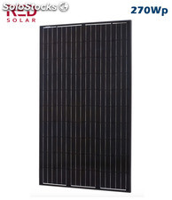 Placa Solar Red Solar Full Black Bold Series 270Wp