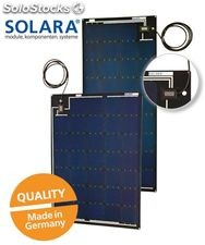 Placa Solar Semi Flexible Solara S460M35 Marine 115Wp