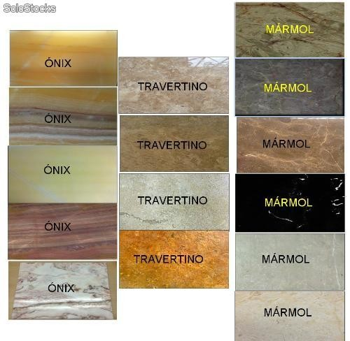 placas de m rmol travertino y nix