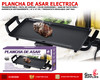 Placha de asar eléctrica we houseware
