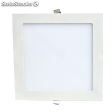 Plafon led techo empotrable 18W