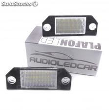 Plafones de matrícula LED Ford Focus MK II (2003-2008)