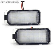 Plafones led especificos ford