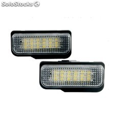 Plafones led especificos mercedes can bus