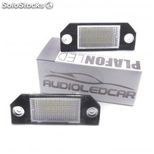Plafones Matrícula Led Ford Mondeo Mk Ii (1996-2000) - Zesfor