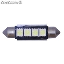 Plafonier 4 super led blanca 42MM. Hp can-bus