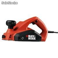 Plaina Black&Decker 650w KW712