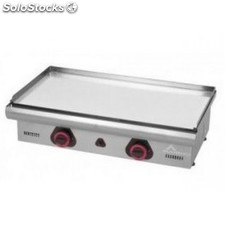Plancha a gas cromo duro eco-75cd mainho