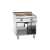 Plancha a Gas Lisa Fry-Top Serie 900 - 15kW