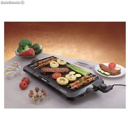 Plancha Asar 63X31Cm 2200W Mississippi Palson