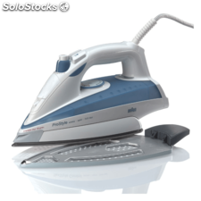 Plancha braun SI730 box steam iron.