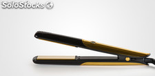 Plancha dazzling hair gold perfect beauty