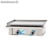 Plancha gas real serie eco plg 800