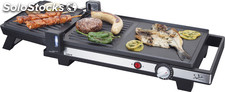 Plancha grill duo extensible jata 2200 w