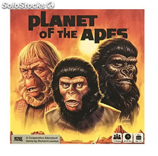 Planet of the Apes Juego de Cartas [Inglés]