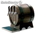 Plant overcounter pre-mix-mod. wine barrel-(finished product)-a