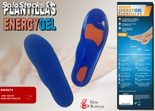 Plantillas Gel Energy Gel