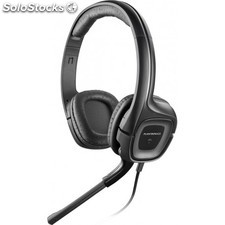 Plantronics - .Audio 355 Multimedia Headset Binaurale Diadema Negro auricular
